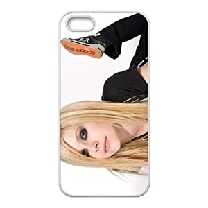 Lucky Avril Ramona Lavigne Design Personalized Fashion High Quality For SamSung Galaxy S4 Mini Phone Case Cover