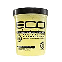 Eco Gel - Black Castor & Flaxseed Oil 32oz