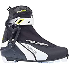 The Women's RC Skate My Style's DNA isn't too far removed from Fischer's top-end race boots, but it's been selectively bred to be a little more friendly than those race-ready chargers. With a heat-moldable liner, stiff T4 PU sole, and a women...