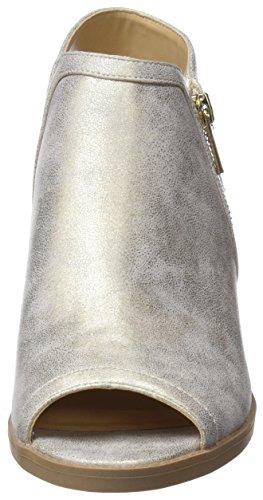 Scarpe Donna col Punta Tacco Giallo BATA Aperta 721254 q4nCxp
