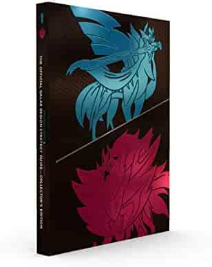 Pokémon Sword & Pokémon Shield:  The Official Galar Region Strategy Guide: Collector's Edition