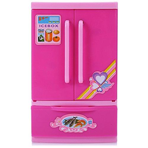 Robolife Baby Kids Educational Refrigerator Mini Fridge