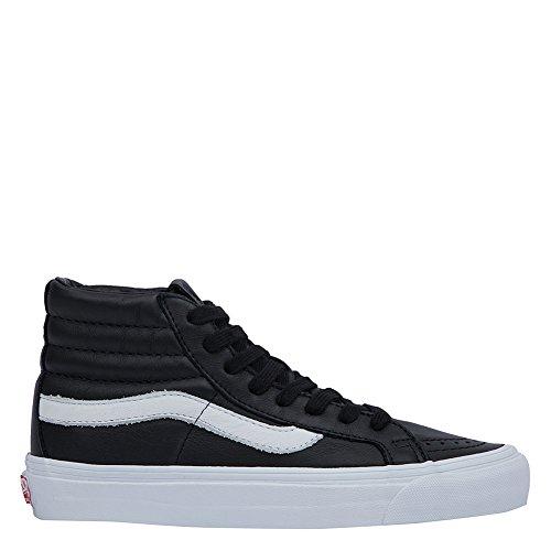 Bestelwagens En Sk8-hi Lx Sneakers Vn0003t01ns Vlt Zwart, 7 Heren / 8.5 Dames Us