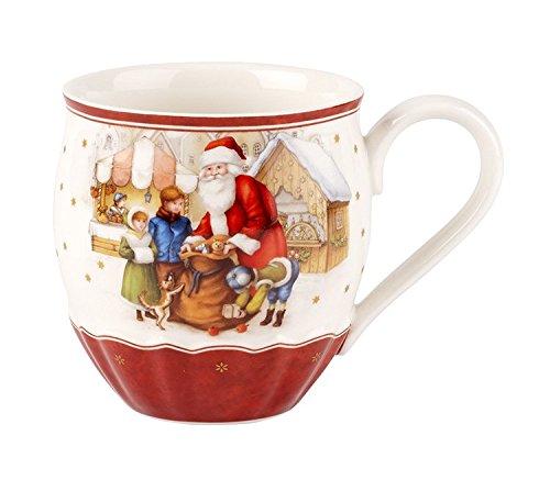 Villeroy & Boch Toy\'s Fantasy Grande tasse avec cadeaux de père noël ...