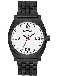 Time Teller Corp Black/White Men's Watch (40mm. Black &...