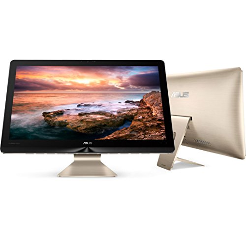 "Price comparison product image Asus Z240ICGT11  Zen AiO Pro 23.8""  All In One Touch Screen Computer (Intel Core i7, 12GB RAM, 1TB HDD, Windows 10)"
