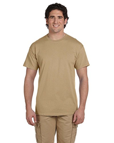 Ecosmart Pour Pebble Hanes Col Homme T shirt Rond Comfortblend 4U1xa1Bw