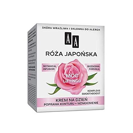 AA Infusión botánica de energía de la planta, rosa japonesa ...
