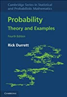 Probability: Theory and Examples, 4th Edition Front Cover