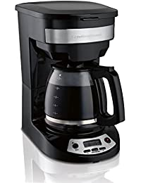Hamilton Beach 46299 Programmable Coffee Maker, Black Benefits