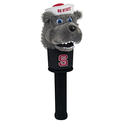 Team Effort NC State Wolfpack Mascot Headcover - Sock
