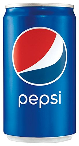 Pepsi, 7.5 Ounce Mini Cans, 24 Pack