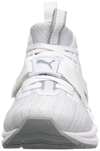 White Puma para Ignite blanco Puma Wn Tenis blanco quarry Mujer 2 Evoknit RXRgxzv