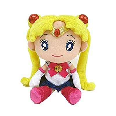 Sailor Moon Collection Stuffed Plush Doll (Sailor Moon): Toys & Games