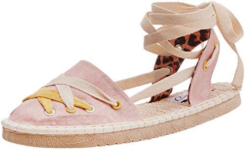 Guajira Pink 810 Espadrillas Donna Rosa COOLWAY 4dvwq4