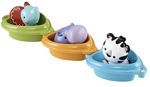 (Fisher-Price Scoop 'n Link Bath Boats)