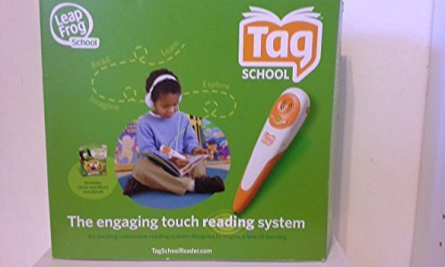 Leapfrog Tag Reading System for Schools