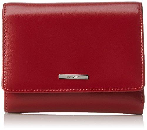 Picard Damen Offenbach Geldbörsen, 13x10x3 cm Rot (Rot)