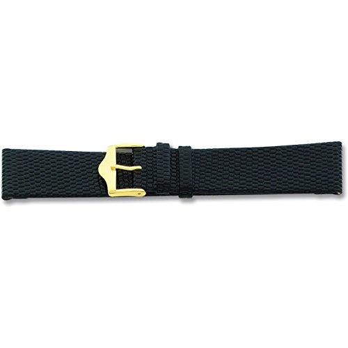 de-beer-black-lizard-grain-leather-watch-band-20mm
