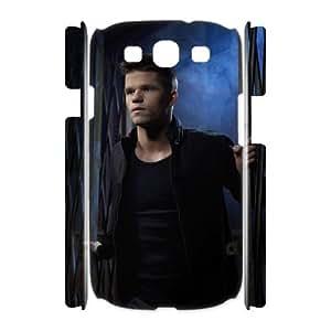 C-EUR Teen Wolf Customized Hard 3D Case For Samsung Galaxy S3 I9300