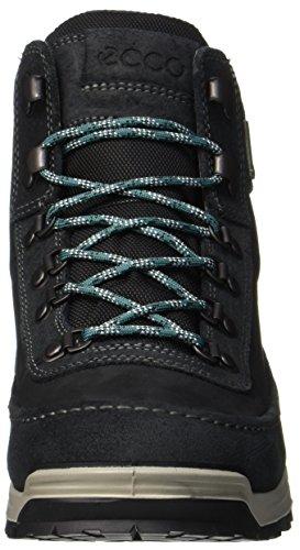 Chaussures Hommes Plein De Oregon Ecco 51052 Air Multisport Noir noir g5qC1