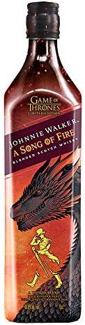 Sugerencia de presentación - A Song of Ice by Johnnie Walker