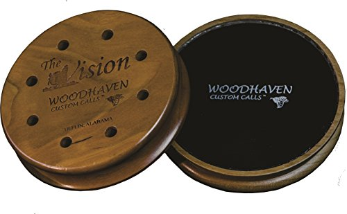 Woodhaven Vision Aluminum Turkey Call by Woodhaven