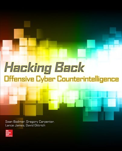 hacking back offensive cyber counterintelligence 感想 sean 読書
