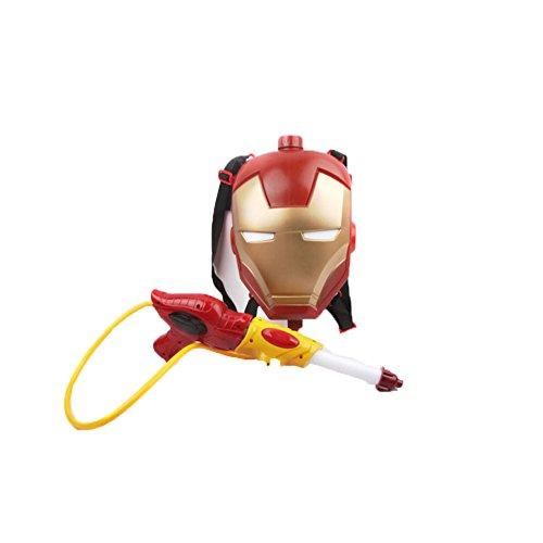 UPC 791932400678, Iron Man Water Gun Backpack