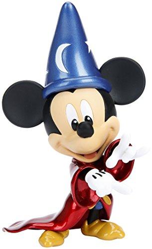 Metals Metalfigs Disney Sorcerer's Apprentice Mickey 6-Inch Diecast Collectible Toy Figure Statue, 6