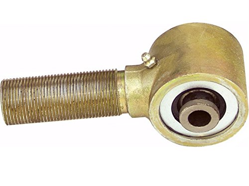 """Currie Enterprises CE-9114-26 JOHNNY JOINT 2-1/2"""" Forged Rod End with 1-1/4"""" RH Thread & .625"""" x 2.625"""" Ball"""