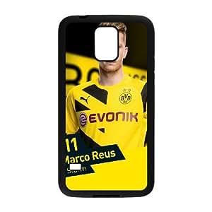 Samsung Galaxy S5 I9600 Phone Case Black Marco Reus F5935474