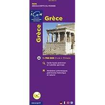 IGN EUROPE : GRÈCE - GREECE