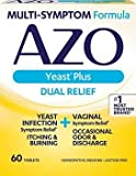 Azo Yeast Infection Prevention - 60 Tablets, Pack of 4 (Special Offer) (60)