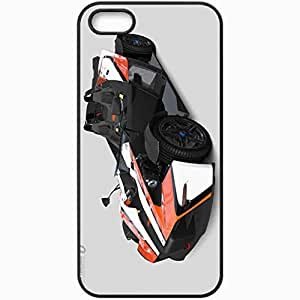 Personalized iPhone 5 5S Cell phone Case/Cover Skin Gran Turismo 6 Black
