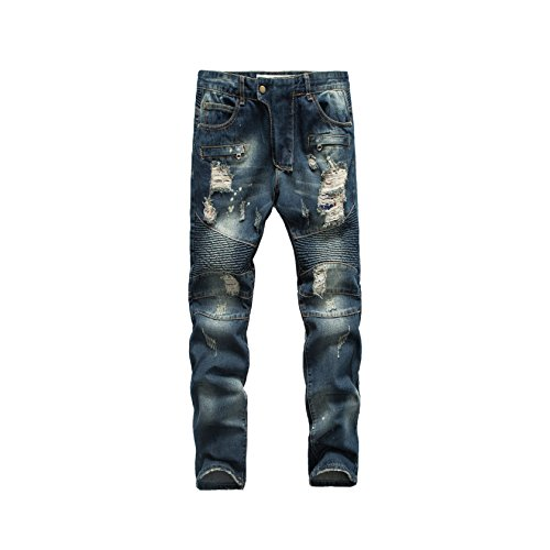 Zip Mens Jeans - 2
