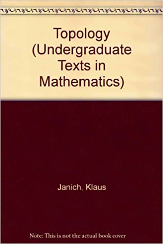Book Topology (Undergraduate Texts in Mathematics)