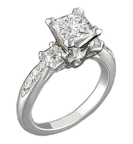 Tacori Princess Ring - 3