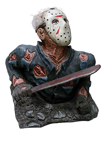 Rubie's Friday The 13th Jason Voorhees Ground Breaker Decoration]()
