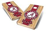 PROLINE NCAA College 2' x 4' Alabama Crimson Tide Cornhole Board Set - Court