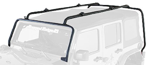 Rugged Ridge 11703.02 Roof Rack by Rugged Ridge