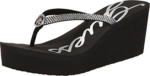 GUESS Women's Sechi Black 8 M US ()