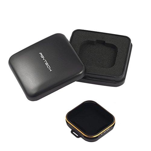 PGYTECH Waterproof HD ND8 Neutral Density Lens Filter for Gopro Hero 5 (1Piece/Box)