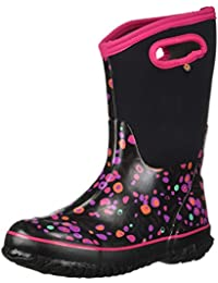 Kids Classic High Waterproof Insulated Rubber Rain and...