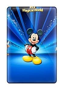 Excellent Ipad Mini/mini 2 Case Tpu Cover Back Skin Protector Disney