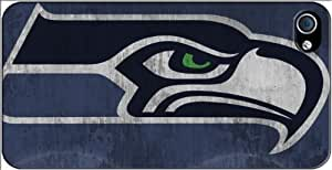 Seattle Seahawks NFL iPhone 4-4S Case v13102mss