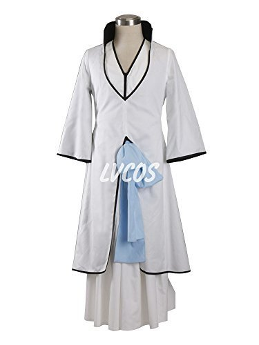 Lvcos Bleach Ichimaru Gin 2nd Gen Cosplay Costume