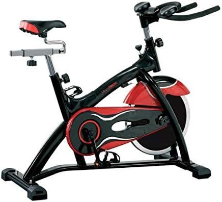 Fitness House Power Pro Bicicleta de Ciclo Indoor, Adultos Unisex ...