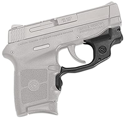 Crimson Trace LG-454 Laserguard For Smith & Wesson M&P Bodyguard .380 by Crimson Trace Corporation