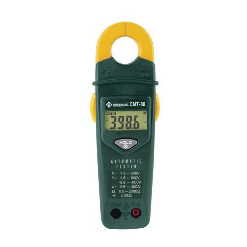 Greenlee CMT-80 Automatic Electrical Tester by Greenlee